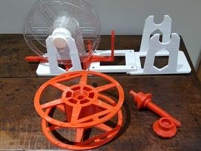 1Kg Filament in Dremel 3D45 Solution #2