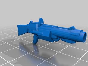 Star Wars Grenade Launcher
