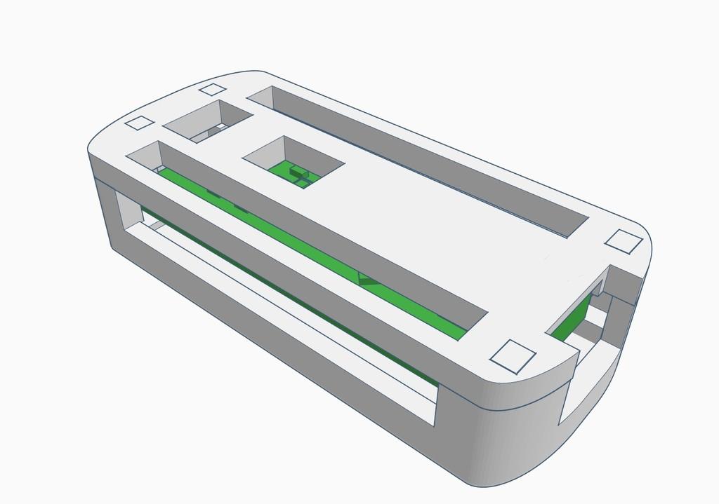 Arduino Nano V3 Case