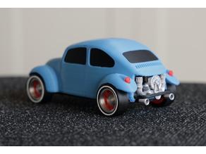 VW Beetle BAJA BUG - fully 3D printable