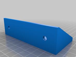 Filament Spool Attachment for HyperCube Evolution