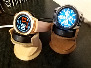 Stand Samsung Watch