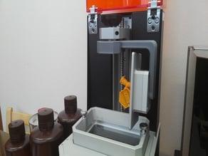 Prusa SL1 drip platform holder
