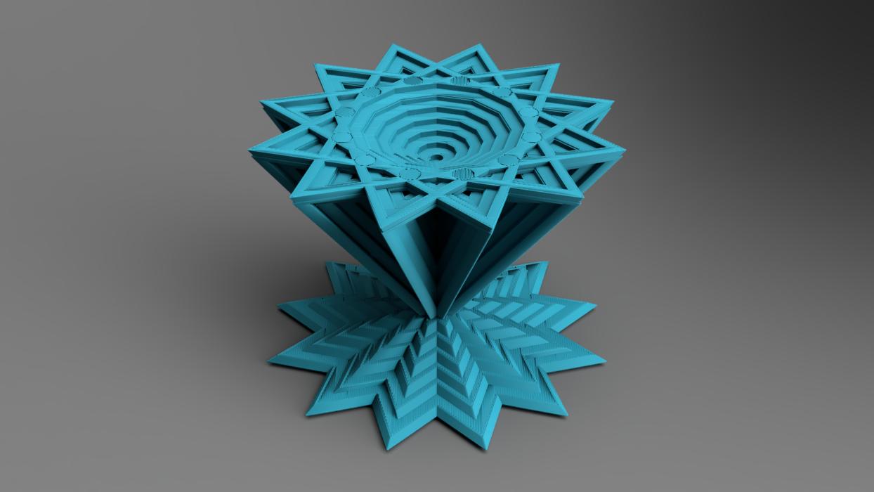Decoration ¿Tetrahedron?