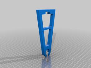 Soporte  Rollo de filamento desmontable y ajustable