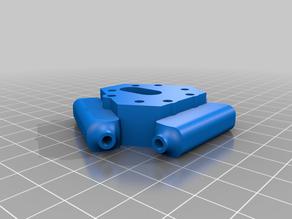 MicroMake D1 Kossel mini Orion effector