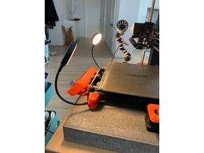 Prusa i3 MK3S IKEA TETTIOTRE LED Lamp