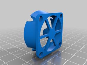 30 mm Fan duct