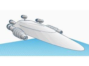 Korrasdin Deep Space Fighter Type 1