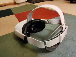 Oculus Quest 2 Head strap Brace - Upgrade
