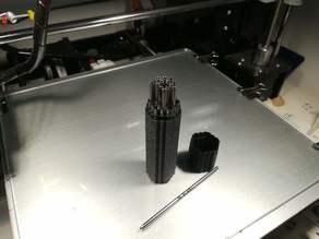 Ballpen mini refills case holder