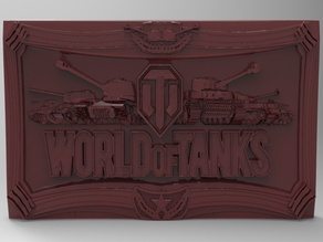 World of tanks for CNC (WOT)