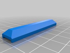 Diffuser for Adafruit 8* WS2812b neopixel