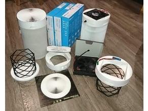 Air purifier (BlueAir 411 filter)