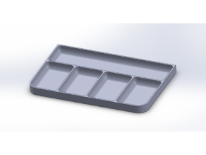 Hobby Screw Tray / Organizer