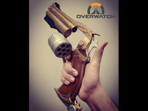 Blizzard's Overwatch McCree's Peacekeeper