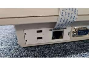Amiga 1200 Network, 2xMicroHDMI, MicroSD