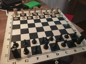 Yet Another Chess Set