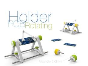 Rotating PCB Holder