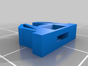 OpenLOCK Springy Single 3x4mm Barrel Magnet Clip