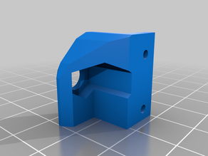 Jetbot antenna supports