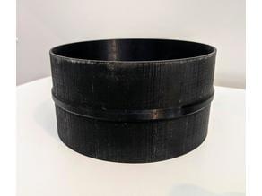Air tube connector 125mm