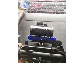 M4/M16 Carry handle rail