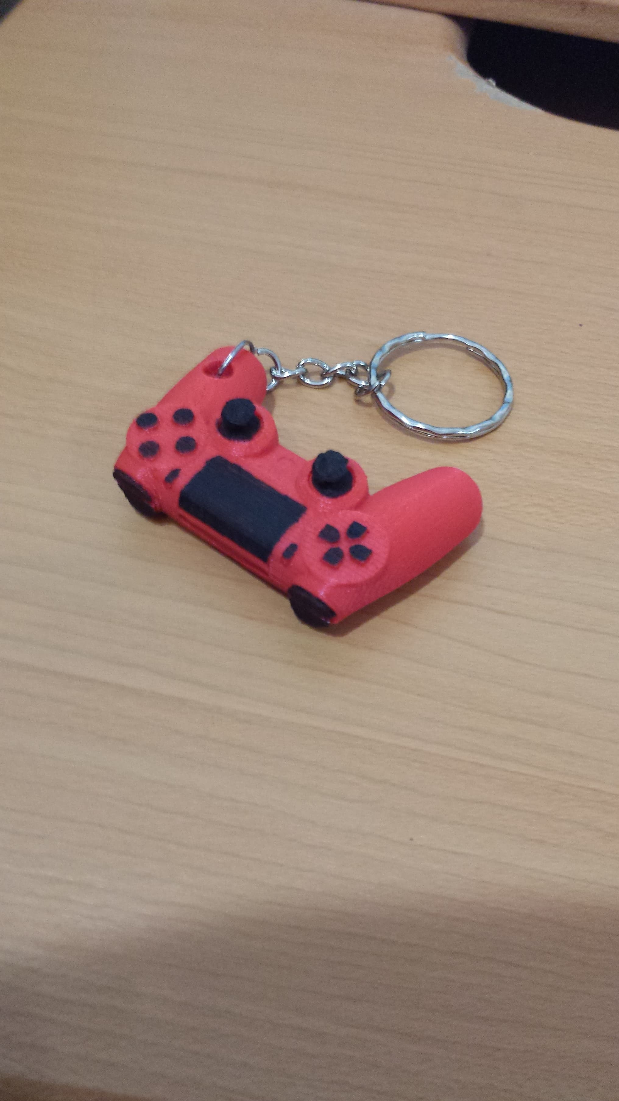 PS4 Controller Keyring by egnarts23