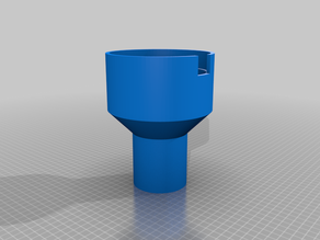 Reduce 1/2 gallon cupholder adaptor