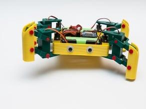 KANI - The quadruped bot