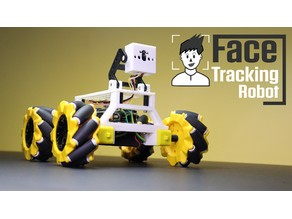 Arduino Face Tracking Robot
