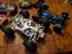 OpenRC Truggy HSP Remix