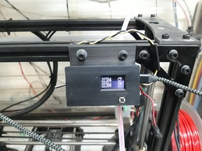 3d Printer Filament Length Readout