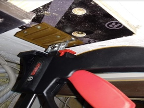 Bosch Track Saw Clamp holder FSN-KZW