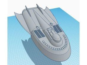 Future Vehicle Model 3-D