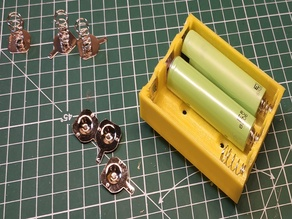 18650 3S Holders / Charger