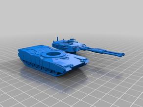 Scifi Type 61 Battle Tank