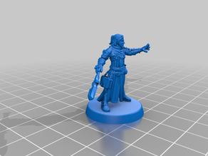 Witcher - 28mm based