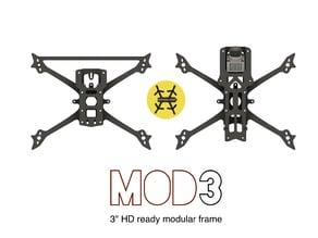 MOD3 : modular 3 inch HD frame (unibody)
