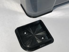 Ikea Samla Mounting foot for MMU2S Drybox