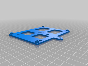 SKR 1.3 mounting bracket for Creality CR-10S