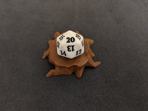 D20 Stump Life Point Counter