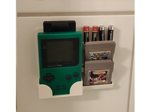 Game Boy Pocket Wall Mount