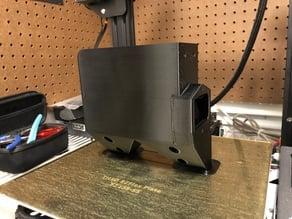 Rad 3D Ender 3 PSU Cover - Rear Plug