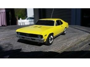 68 Chevrolet Nova SS Xmods Body