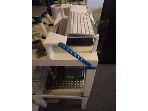 Prusa Lack Enclosure Desk Adapter