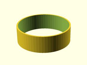 XLR color ring