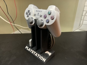 Playstation Dual Shock Controller Display Stand