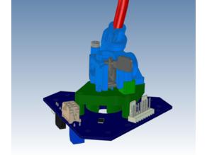 Flex (the Nimble V3) mount for the Smart Effector