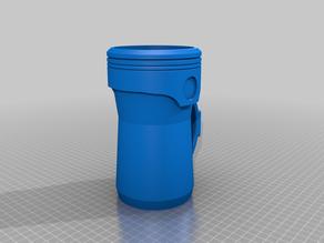 piston mug beer